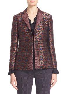 Etro Jacquard Jacket