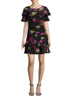 Etro Jungle Leaf Dress