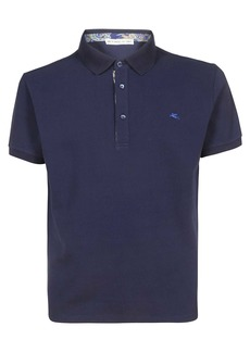 Etro Logo Polo Shirt