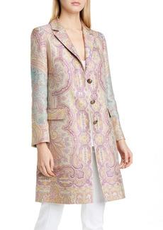 Etro Paisley Jacquard Jacket