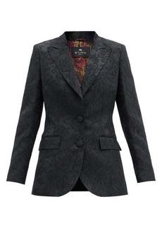 Etro Paisley-jacquard rep blazer