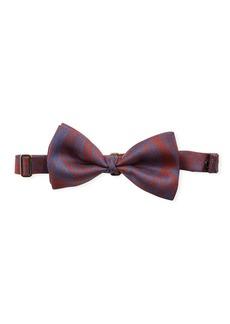 Etro Paisley Pattern Silk Bow Tie
