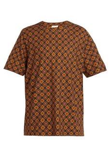 Etro Patterned cotton T-shirt
