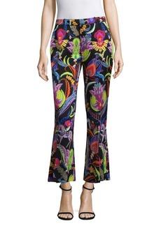 Psych Paisley Print Pants