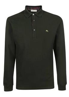 Etro Regular Fit Polo Shirt