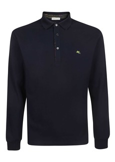 Etro Regular Fit Polo Shirt