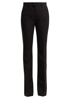 Etro Ruby stretch-twill trousers