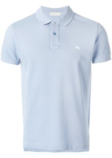 Etro slim fit polo shirt