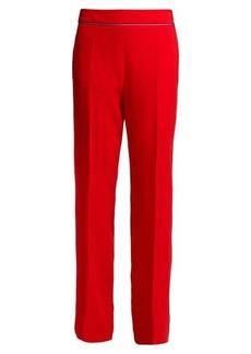 Etro Slim-leg cady trousers