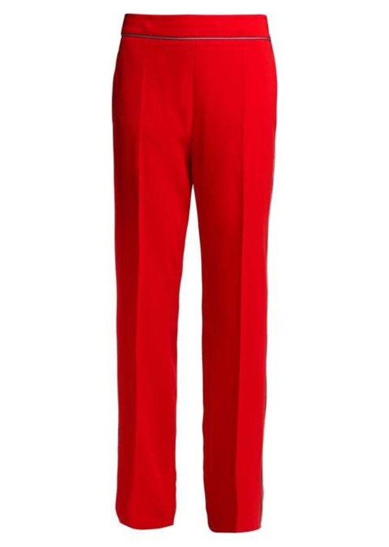 Etro Slim-leg cady trousers
