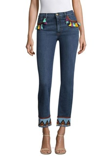 Etro Tassel Jeans