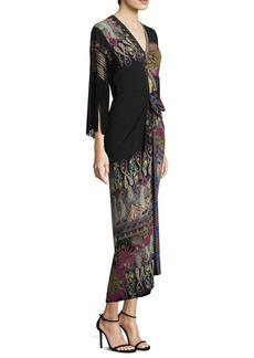 Tassel V-Neck Dress