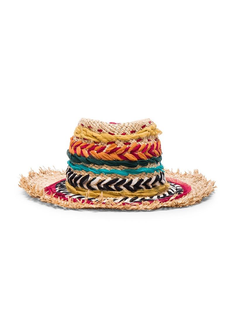 Etro Etro Woven Hat  59b88cb8fd0