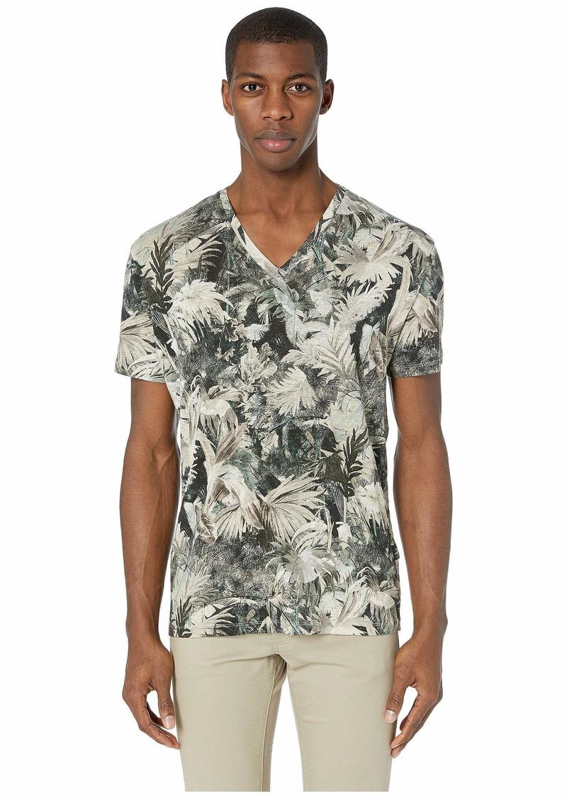 Etro Faded Print T-Shirt