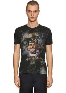 Etro Fantasy Print Cotton Jersey T-shirt