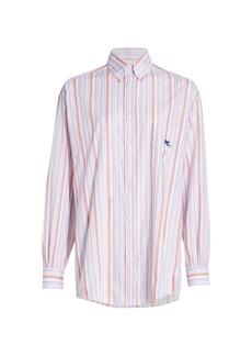 Etro Finale Striped Shirt