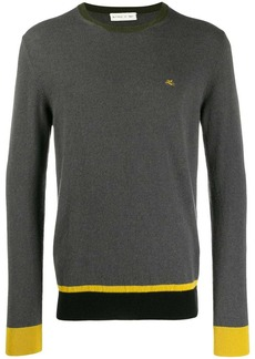 Etro fine knit sweater