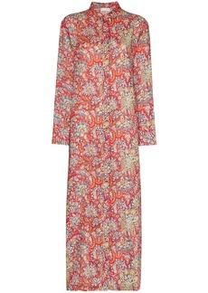 Etro Fiordaliso paisley print tunic dress