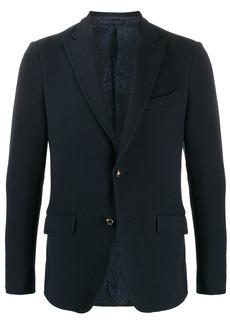 Etro fitted button down blazer
