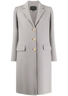 Etro fitted single-breasted coat