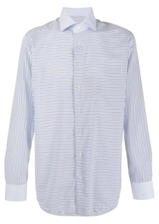 Etro fitted striped shirt