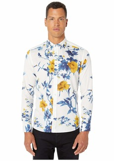 Etro Floral Button Up Shirt