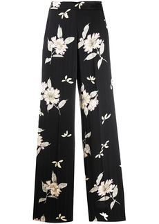 Etro floral palazzo pants