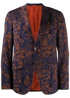 Etro floral print blouse