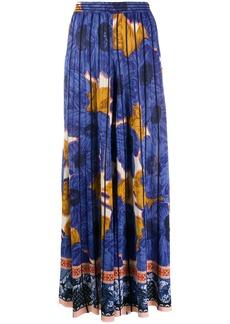 Etro floral print palazzo pants