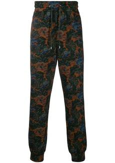 Etro floral-print sweatpants