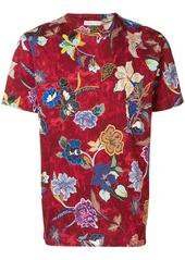 Etro floral print T-shirt