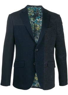 Etro floral printed blazer