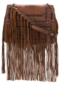 Etro fringed shoulder bag