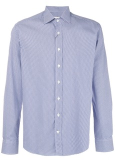 Etro geometric long-sleeve shirt
