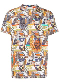 Etro graphic print T-shirt