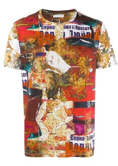 Etro graphic T-shirt
