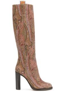 Etro high-heel boots