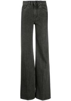 Etro high-rise wide leg jeans