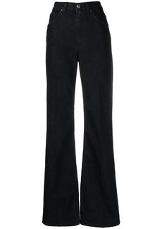 Etro high waist flared jeans