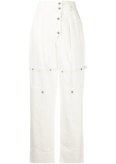 Etro high waisted trousers