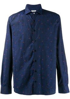 Etro jacquard shirt