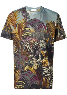 Etro jungle print T-shirt