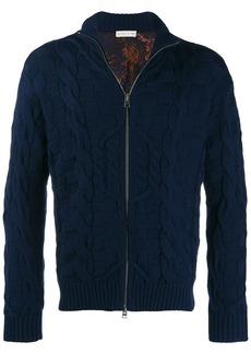 Etro knitted jacket