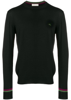 Etro knitted sweatshirt
