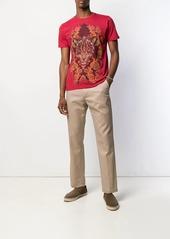 Etro leopard print T-shirt