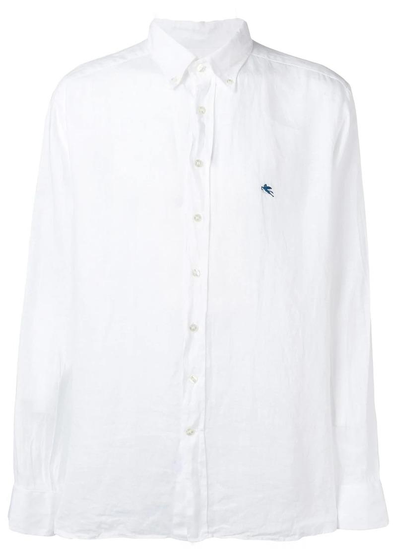 Etro logo shirt