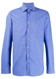 Etro long-sleeve fitted shirt