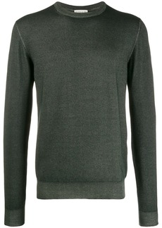 Etro long-sleeve fitted sweater