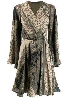 Etro long-sleeve mini dress