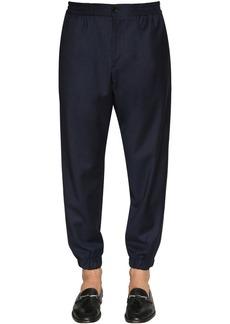 Etro Loose Fit Wool Pants